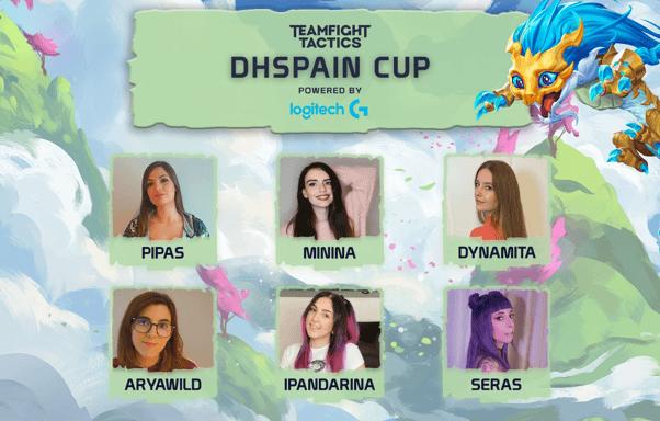 DHSpainCup-Embajadoras