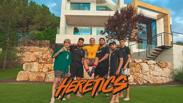 Si hablamos de equipos de esports con repercusión, Team Heretics es absolutamente el rey en cuanto al panorama hispanohablante se refiere