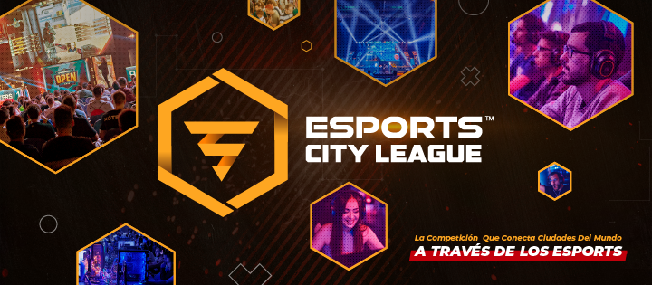 Esports City League: conectando a ciudades a través de los esports
